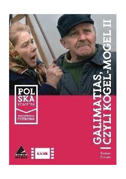 Galimatias, czyli Kogel-mogel II DVD