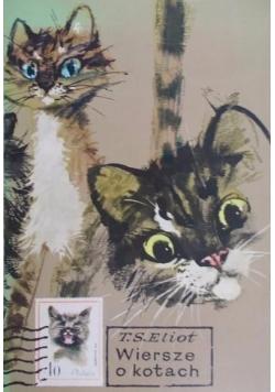 Wiersze o kotach