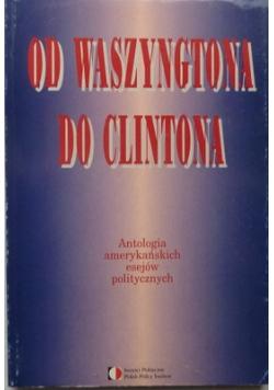 Od Waszyngtona do Clintona