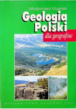 Geologia Polski dla geografów