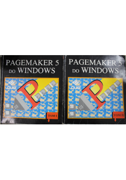 Pagemaker 5 do windows 2 tomy