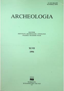 Archeologia tom XLVII