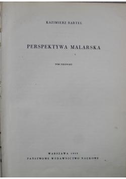 Perspektywa malarska Tom I