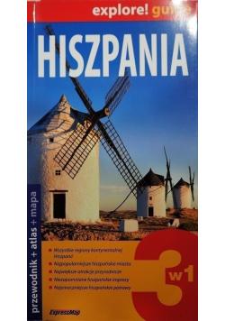 Hiszpania 3 w 1