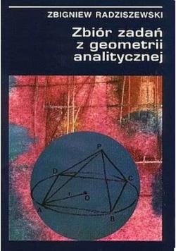 Zbiór zadań z geometrii analitycznej
