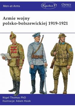 Armie wojny polsko bolszewickiej 1919 1921