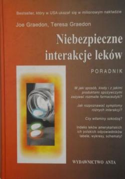Niebezpieczne interakcje leków Poradnik