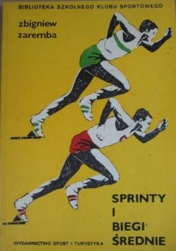 Sprinty i biegi średnie