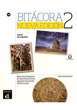 Bitacora 2 Nueva Edicion Podrecznik + mp3