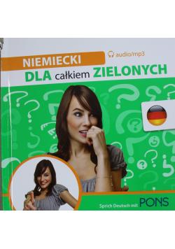 Niemiecki dla całkiem zielonych plus CD