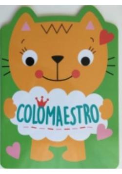 Colomaestro. Kotek