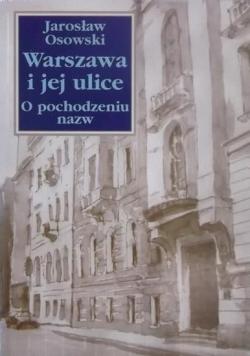Warszawa i jej ulice
