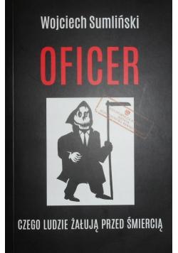 Oficer Czego ludzie żałują przed śmiercią