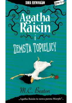 Agatha Raisin i zemsta topielicy