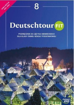 J. Niemiecki SP 8 Deutschtour FIT. Podr. 2021 NE