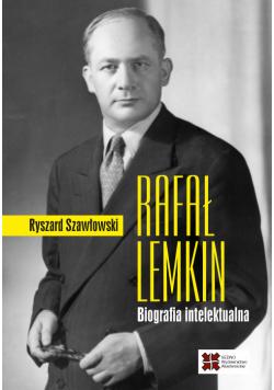 Rafał Lemkin Biografia intelektualna