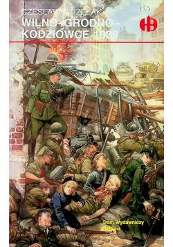 Wilno Grodno Kodziowce 1939