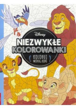 Niezwykłe kolorowanki. Disney Classic