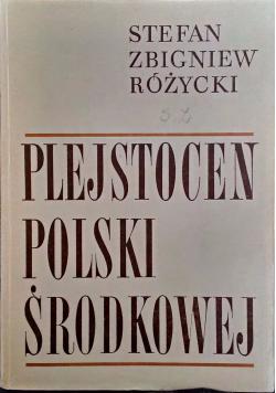 Plejstocen Polski Środkowej