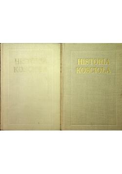 Historia Kościoła 2 tomy