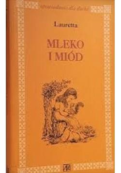 Mleko i miód