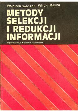 Metody selekcji i redukcji informacji