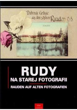 Rudy na starej fotografii