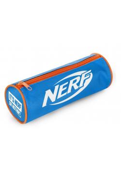 Piórnik tuba NERF blue EASY