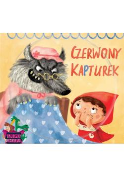 Bajeczki pioseneczki: Czerwony Kapturek + CD
