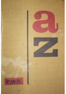 A Z Encyklopedia popularna PWN