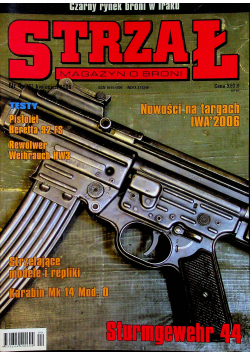 Strzał magazyn o broni Nr 4