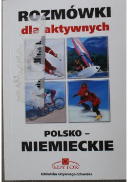 Rozmówki dla aktywnych polsko niemieckie