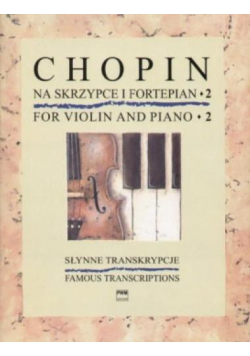 Słynne transkrypcje na skrzypce i fortepian 2 PWM