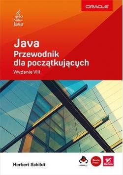 Java. Przewodnik dla początkujących w.8