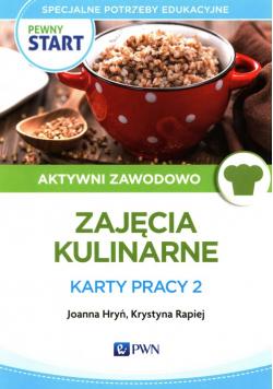 Pewny start Aktywni zawodowo Zajęcia kulinarne Karty pracy 2