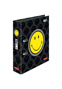 Segregator A4 8cm Smiley Black Faces max file