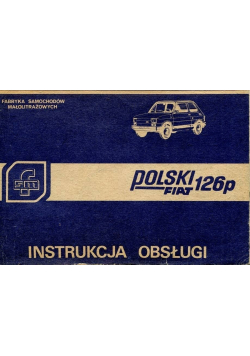Polski fiat 126p Instrukcja Obsługi