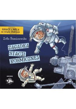 Ignacy i Mela na tropie złodzieja Zagadka stacji kosmicznej