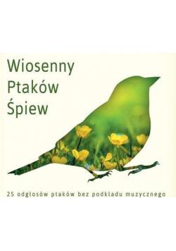 Wiosenny ptaków śpiew CD