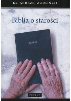 Biblia o starości