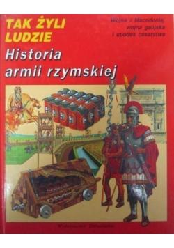 Tak Żyli Ludzie Historia armii rzymskiej