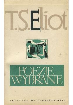 Poezje wybrane  esej o poezji Eliota