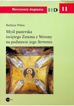 Myśl pasterska świętego Zenona z Werony na podstawie jego Sermones