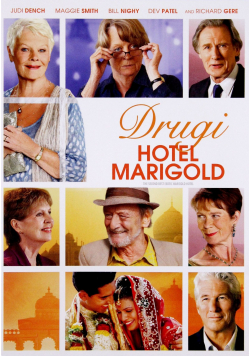 Drugi Hotel Marigold DVD NOWA