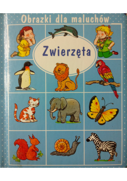 Obrazki dla maluchów Zwierzęta