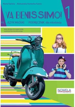 Va Benissimo! 1 A1 podręcznik