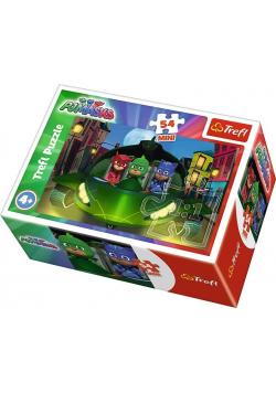Puzzle 54 mini Pidżamersi Adventures 4 TREFL