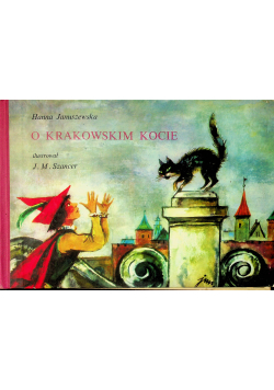 O krakowskim kocie