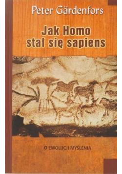 Jak Homo stał się sapiens