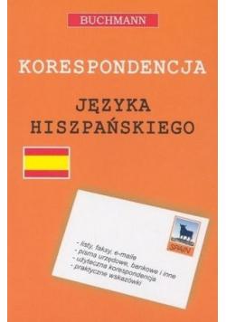 Korespondencja języka hiszpańskiego